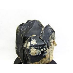山東省産  モリオン 原石 本物  天然 黒水晶 クラスター 1Kg パワーストーン 天然石 t728-1489|seian|03