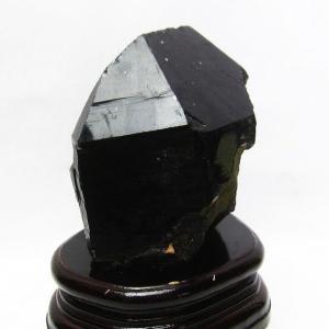 山東省産  モリオン 純天然 黒水晶  原石 t728-887 seian