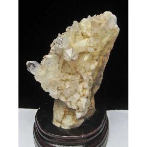 スーパーセブン水晶クラスター パワーストーン 天然石 t73-1098|seian