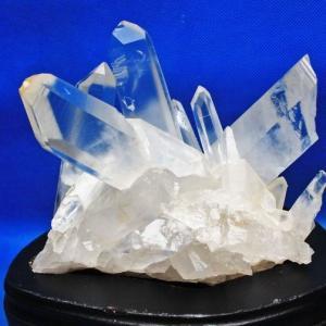 1.5Kg アーカンソー州産 水晶クラスター t738-297 seian