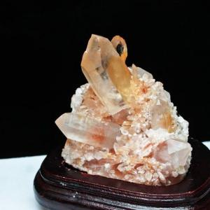 1.5Kg レッドファーデン水晶クラスター T738-568|seian