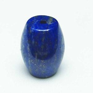 ラピスラズリ バレル型 ビーズ パワーストーン 天然石 t74-2611 seian