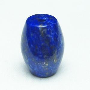 ラピスラズリ バレル型 ビーズ パワーストーン 天然石 t74-2612 seian