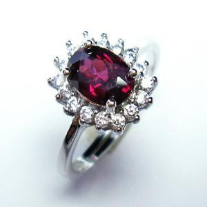 ガーネット 指輪  t75-5826|seian