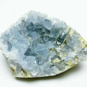 セレスタイト 天青石 原石 パワーストーン 天然石 t756-1340|seian