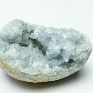 セレスタイト 天青石 原石 t756-1690|seian