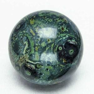マラカイト 丸玉 50mm  パワーストーン 天然石 t762-1873|seian