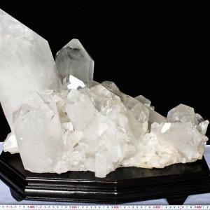 51.9Kg ミナスジェライス産  水晶クラスター 同梱不可(特大品) t768-434|seian