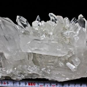 3.3Kg アーカンソー州産 水晶クラスター t768-581|seian