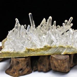 2.8Kg ヒマラヤ水晶クラスター パワーストーン 天然石 t801-362|seian