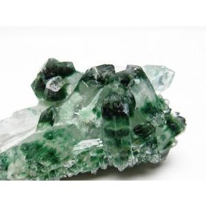 緑水晶 グリーンクォーツ クラスター t802-1547 seian 03
