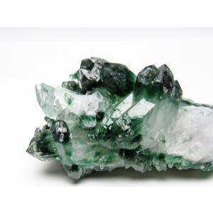 緑水晶 グリーンクォーツ クラスター t802-1547 seian 04