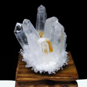 レムリアンシード水晶クラスター t802-1996|seian
