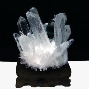 レムリアンシード水晶クラスター t802-2816|seian