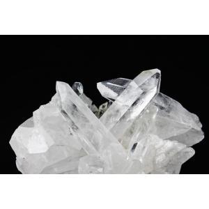 ブラジル ミナスジェライス産  水晶クラスター T802-496|seian|03