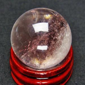ヒマラヤ水晶 丸玉 25mm  t91-4634|seian