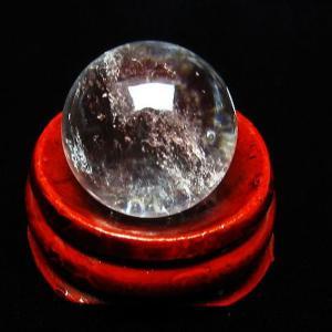 ヒマラヤ水晶 丸玉 19mm  t91-4907|seian
