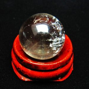 ヒマラヤ水晶 丸玉 20mm  t91-4913|seian
