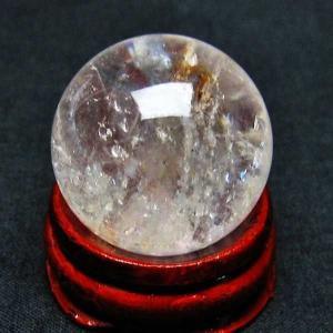 ヒマラヤ水晶 丸玉 26mm  t91-5263|seian