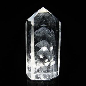 スーパーファントム水晶 六角柱 t98-1201 seian
