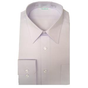 スクールシャツ カッターシャツ  長袖 品番A-500 色白 サイズ 180B 素材 ポリ65%/ 綿35%|seifuku27