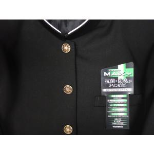 学生服 上着 150A〜160A トンボマックスプラス ウール30% 品番113248 ウルトラ全面抗菌|seifuku27|08