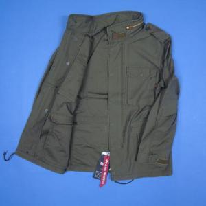 アルファインダストリーズ M-65 MOD TA1337-221 Aグリーン フィールドジャケット ALPHA|seifuku27|10