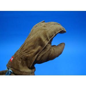 LEVI'S リーバイス手袋 LV16738 茶 brown  豚皮|seifuku27