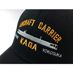 キャップ(大日本帝国海軍 空母加賀)【大日本帝國海軍グッズ・海軍グッズ・帽子】|seifukunofuji