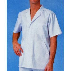 調理白衣  FA312 男性用 調理衣 半袖 S〜4L 厨房 調理|seifukusimasenka