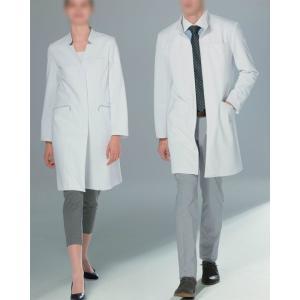 Naway ナウェイ ナガイレーベン FT-4440 女子ドクターコート S〜EL 医療ユニフォーム 診察衣 実験衣|seifukusimasenka