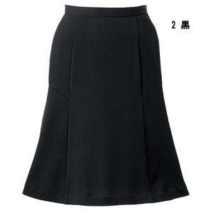 アン ジョア(an JOIE) 51623 フレアースカート(53cm丈) 5号〜19号 事務服 制服 seifukusimasenka
