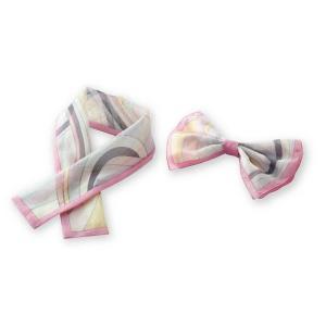 アン ジョア(an JOIE) OP113 スカーフ スカーフ6cm×61cm、リボン19cm 事務服 制服 seifukusimasenka