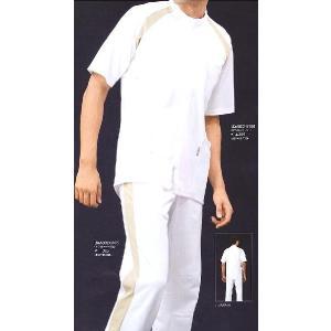 医療白衣 男性 パンツ アシックス 住商モンブラン(MONTBLANC) LKM602-0105 メンズ S〜3L ナースウェア|seifukusimasenka