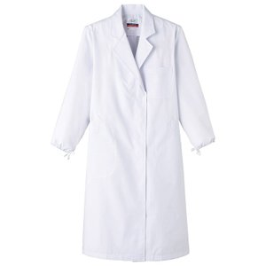 医療白衣 抗菌 防臭加工 女性用 シングル 診察衣 常備在庫あり MR120 激安 医療 ナース服 あすつく|seifukusimasenka