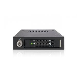 MB601VK-B ToughArmor リムーバブルケース 1 x 3.5インチベイ に 1 x 2.5インチ U.2 NVMe SSD 搭載|seijinshoji