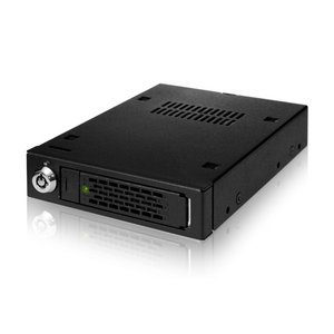 MB991SK-B ToughArmor リムーバブルケース 1 x 3.5インチベイ に 1 x 2.5インチ SATA HDD SSD 搭載 seijinshoji