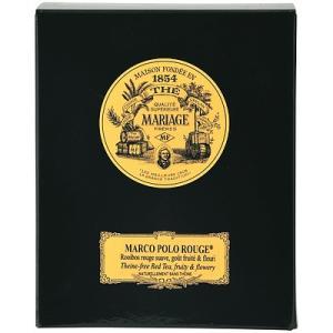 マリアージュフレール マルコポーロルージュ リーフ缶 100g