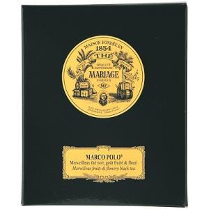 マリアージュフレール マルコポーロ リーフ缶 100g