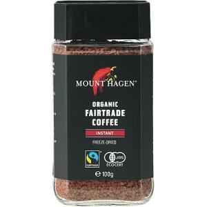 マウントハーゲン 有機インスタントコーヒー 100g