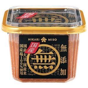 国産原料の大豆・米・食塩を使用し、じっくりと熟成させました。芳醇な香りと大豆の旨味、米こうじの味が程...