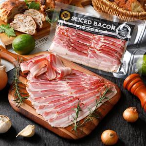 成城石井自家製 7日間漬け込んだベーコンスライス 200g   2020年DLG金メダル受賞