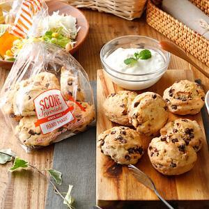 成城石井自家製 チョコと胡桃のスコーン 6個