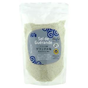 成城石井 フランス産ゲランドの塩 セルファン(顆粒) 500g
