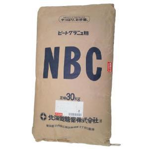 北海道糖業/NBC ビートグラニュー糖 30kg