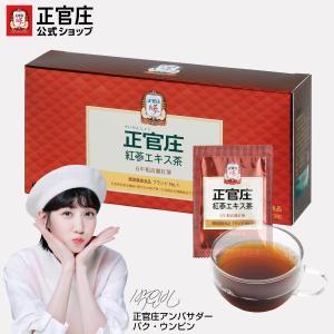 正官庄 紅蔘エキス茶(3g×30包)/正官庄公式Yahoo!...