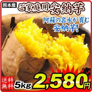 さつまいも 熊本産 安納芋 5kg 野菜 国華園...