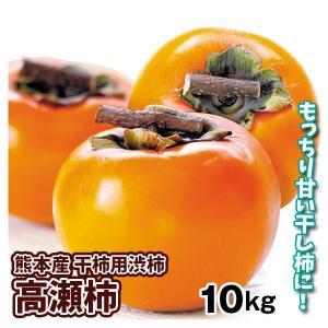 柿 熊本産 高瀬柿・渋柿 5kg1組 カキ フルーツ 国華園 seikaokoku