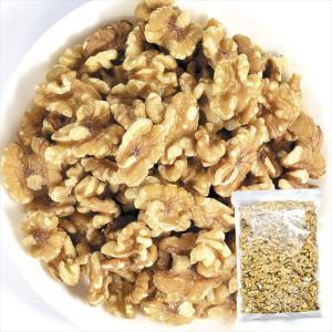 ナッツ 豆 お徳用 生くるみ(3kg)1kg×3袋 国華園 seikaokoku