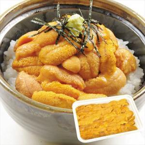 うに チリ産 冷凍ウニ(100g)1パック 無添加うに 雲丹 冷凍便 国華園|seikaokoku
